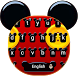 Cute Micky Bowknot Keyboard Theme by Theme Creative Center