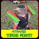 Atraksi Topeng Monyet by maheswaridev