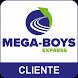 Mega Boys - Cliente by Mapp Sistemas Ltda
