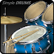 Simple Drums Basic - Realistic Drum App by TPVapps