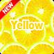 Yellow Wallpaper by Pinza