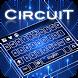 Circuit Keyboard Theme by Keyboard Dreamer