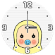 Memetan Clocks Widget by peso.apps.pub.arts