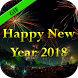 Happy New Year 2018 GIF Images by Diwali Cracker