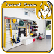 Garage Organization Design by Lucent Beam