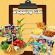 Shopping & Grocery List by GeekInPlay