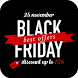 Black Friday Coupons 2016 by Ws Studio