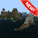 Survival islands map for MCPE by Best MCPE maps