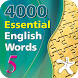 4000 Essential English Words 5 by Compass Publishing