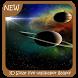 3D Solar wallpaper galaxy Space by GoDream Studio