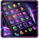 Neon Light Icon Packs (Theme) by Cool Theme Love
