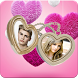 Love Locket Photo Frame by Viva Photo Video Editor