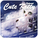 Cute Kitty Keyboard Theme by Keyboard Dreamer
