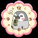 Pesoguin Clocks Widget by peso.apps.pub.arts