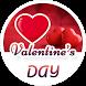 Valentine Day 2018 Wishes Greetings & Stickers by mystudyapp