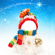 Snowman Christmas Montage by Fantastic Photo Montage
