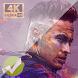 Neymar Jr Wallpaper 4K HD PSG Fans by Wallpapers4K Inc.