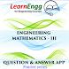 VTU Engineering Mathematics-3 by learnengg