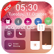 Control Center OS 11- Panel style Phone X by johncenter