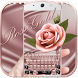 Theme Rose Gold for Keyboard by NeoStorm We Heart it Studio
