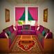 Salon Marocaine Moderne by TOUMI