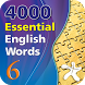 4000 Essential English Words 6 by Compass Publishing