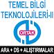 AÖF TEMEL BİLGİ TEKNLJİLERİ-II by AÖF KURSLARI