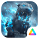 3D Roaring Lion Theme by Themes for Android Free