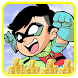 Titans Robin Run Jumper by Jo Foster