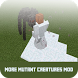 More Mutant Creatures Addon PE by Cool Mods
