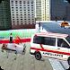 City Ambulance Rescue Driving by Saga Games Inc