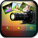 DSLR HD Camera Full Photo by 100 Brain Studio