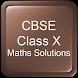 CBSE Class X Maths Solutions by TELU APPS