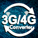3G to 4G Converter Prank by City Of Angels Apps and Games