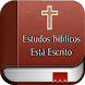 Estudos Bíblicos Está Escrito by Estudios bíblicos, devocionales y Teología