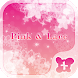 Cute wallpaper-Pink & Lace- by +HOME by Ateam