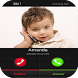 Fake Phone Call for kids Prank by Together Apps
