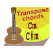 Transpose Chords by milmedios android lab