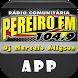 Rádio Comunitária Pereiro FM by Virtues Media Applications