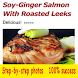 Soy-Ginger Salmon by Free Ebook Apps