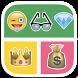 Guess The Emoji Puzzle Quiz by Jib Jab Apps