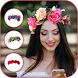 Flower Crown Photo Editor by Video Editing Apps