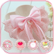 Pink Lace Ribbon Theme by Cool Soloto Themes