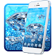Blue Diamond Theme by Launcher Fantasy