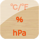 Temperature humidity barometer by YsSs
