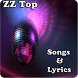 ZZ Top Songs&Lyrics by andoappsLTD