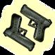 Gun shooting by zielok.com