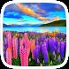 Lavender Lilac Theme by Heartful Theme