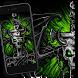 Beelzebub skull dragon theme by cool theme designer