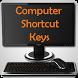 computer shortcut keys by Appsbeats